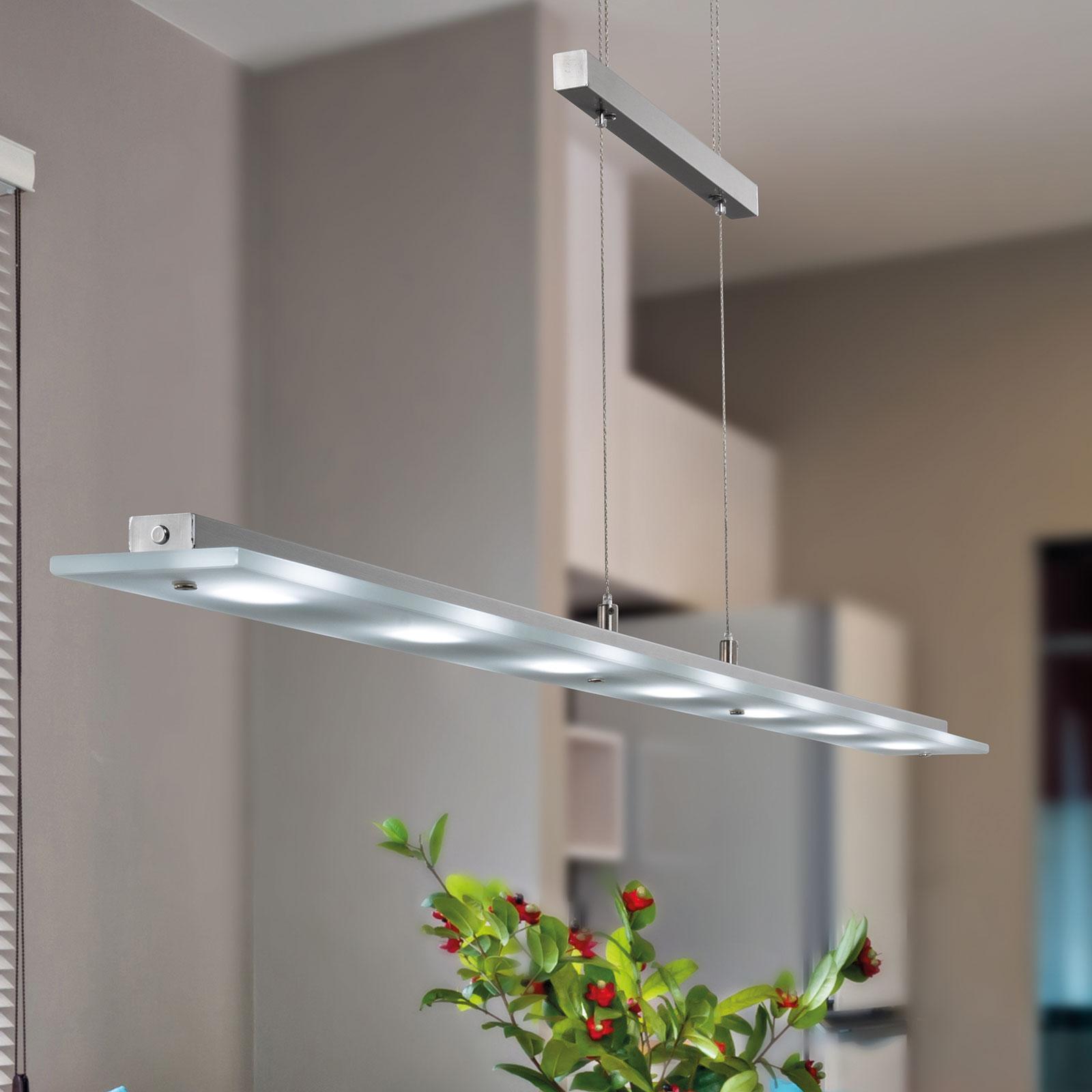 Suspension LED Largo tunable white avec variateur