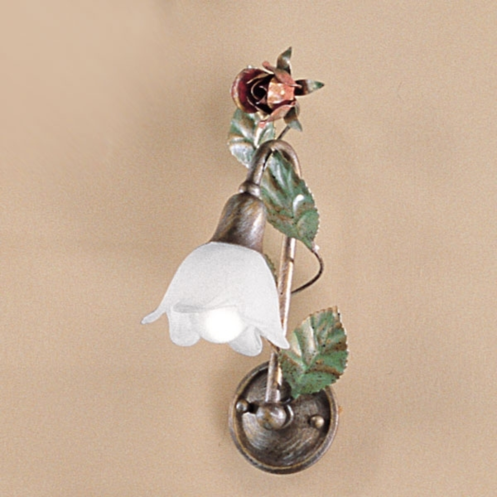 Florentijnse wandlamp ROSAIO