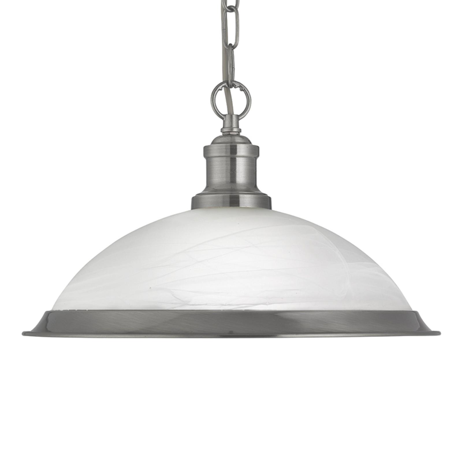 Ładna lampa wisząca Bistro w antycznym stylu