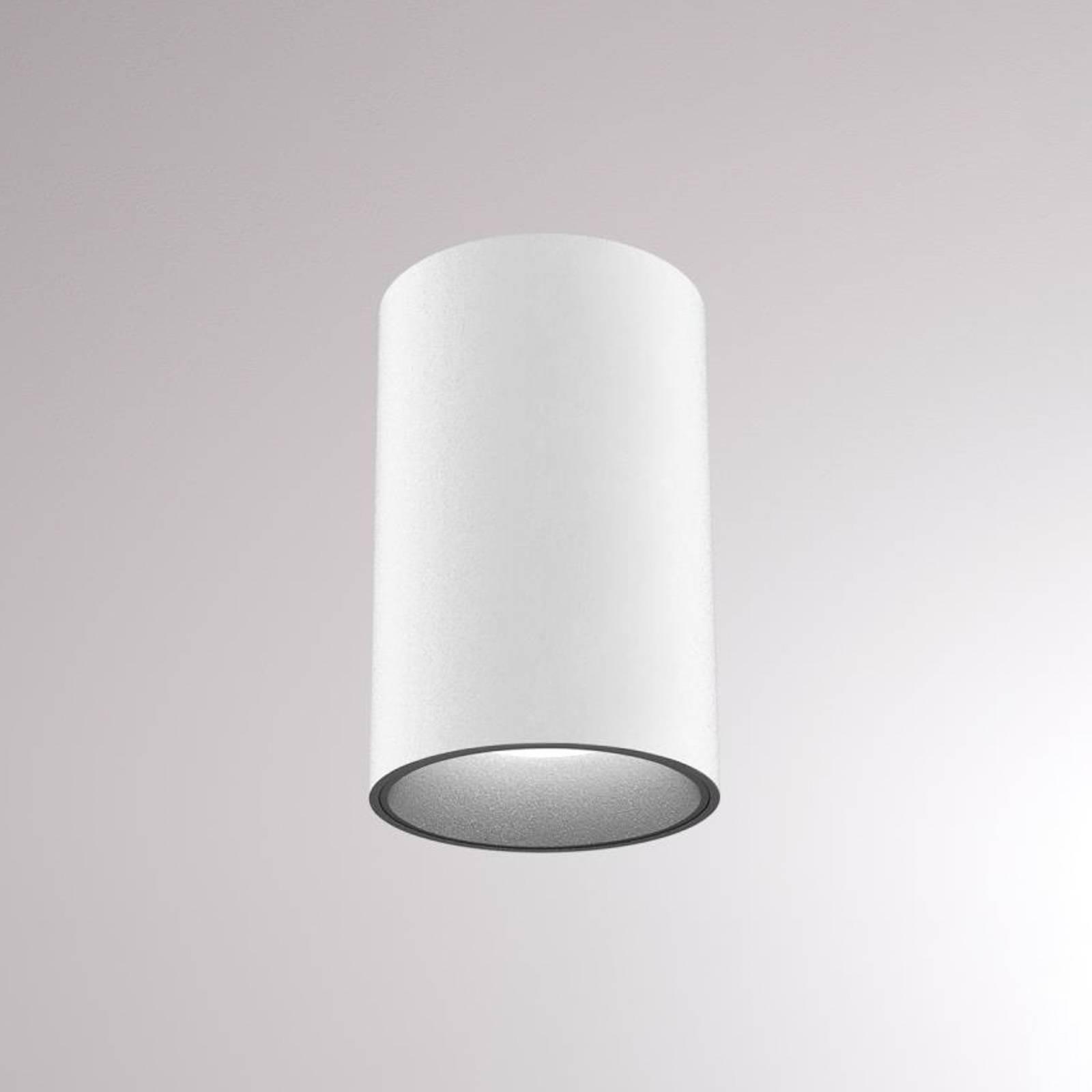 LOUM Atus Round LED-Deckenleuchte weiß