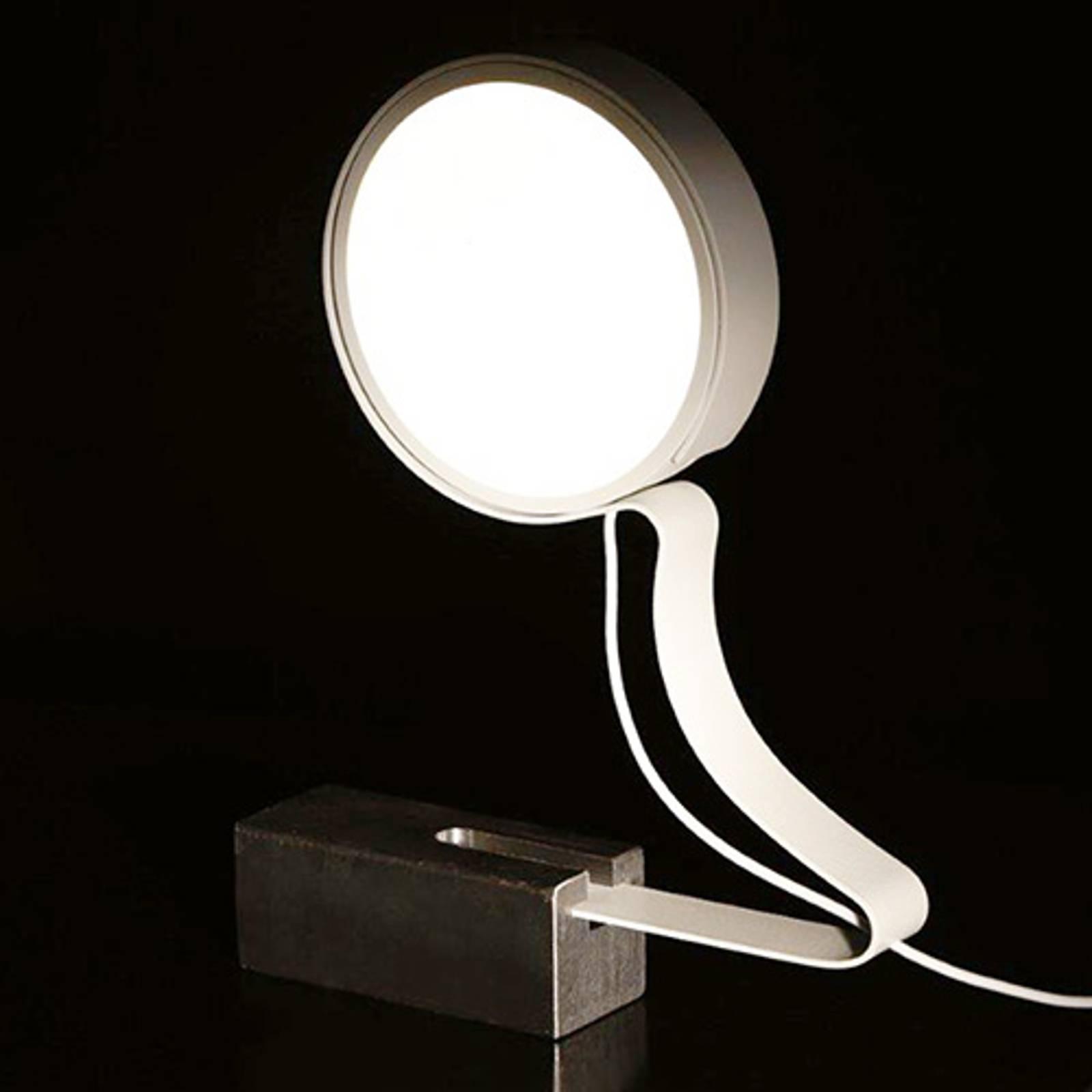Lampada da tavolo LED bianca DND Profile