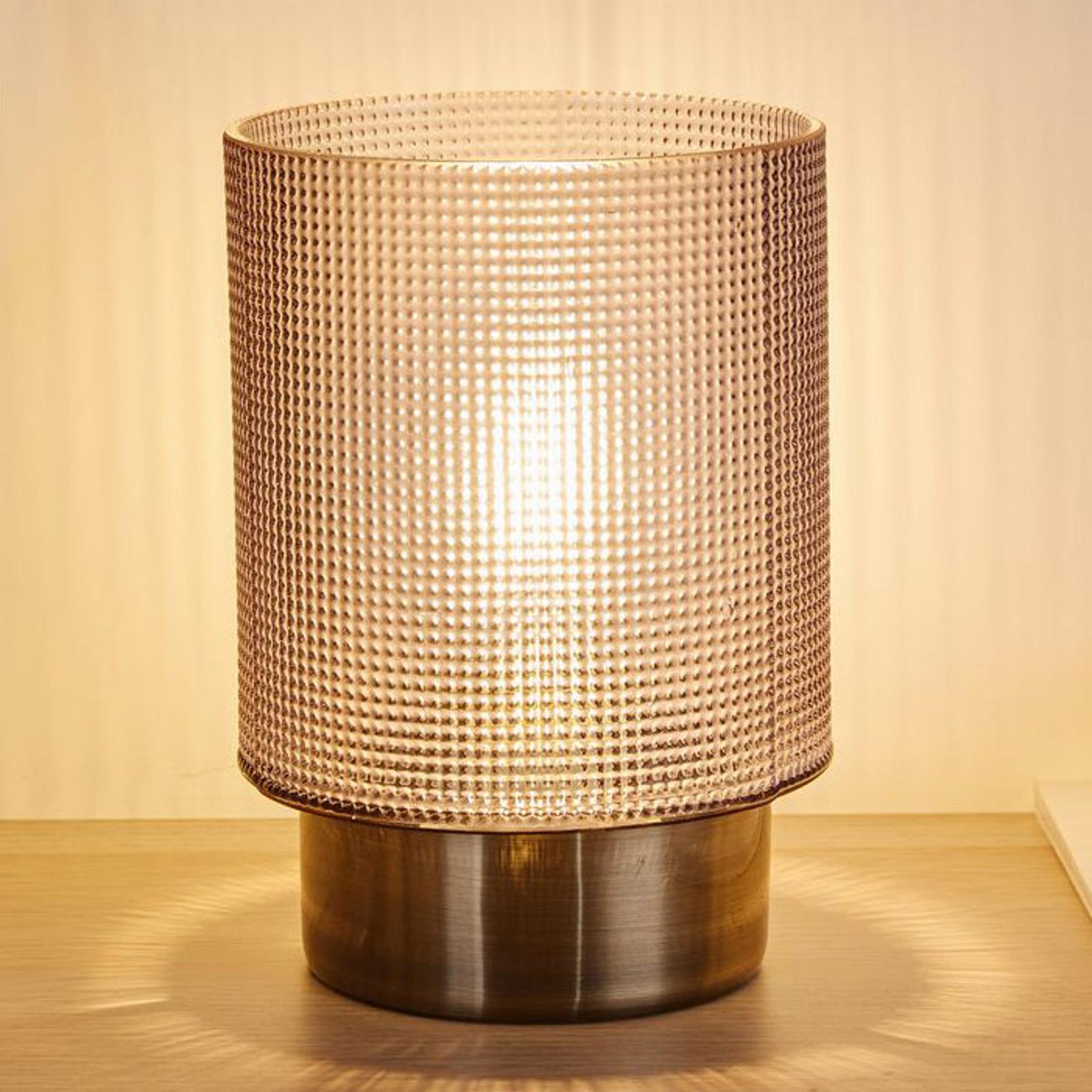 Pauleen Pure Glamour LED-bordlampe, batteri
