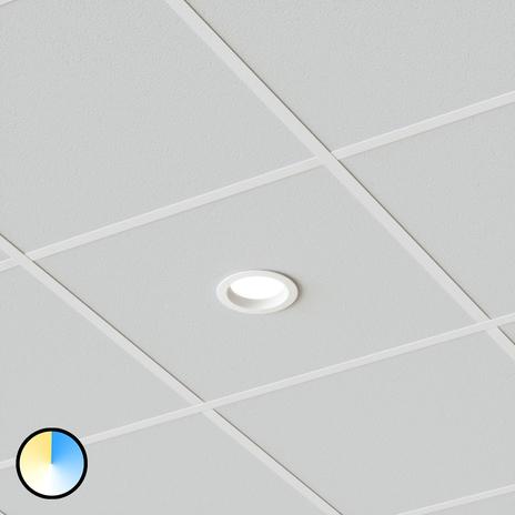 Oprawa wpuszczana LED Piet, 12 W, wybór barwy