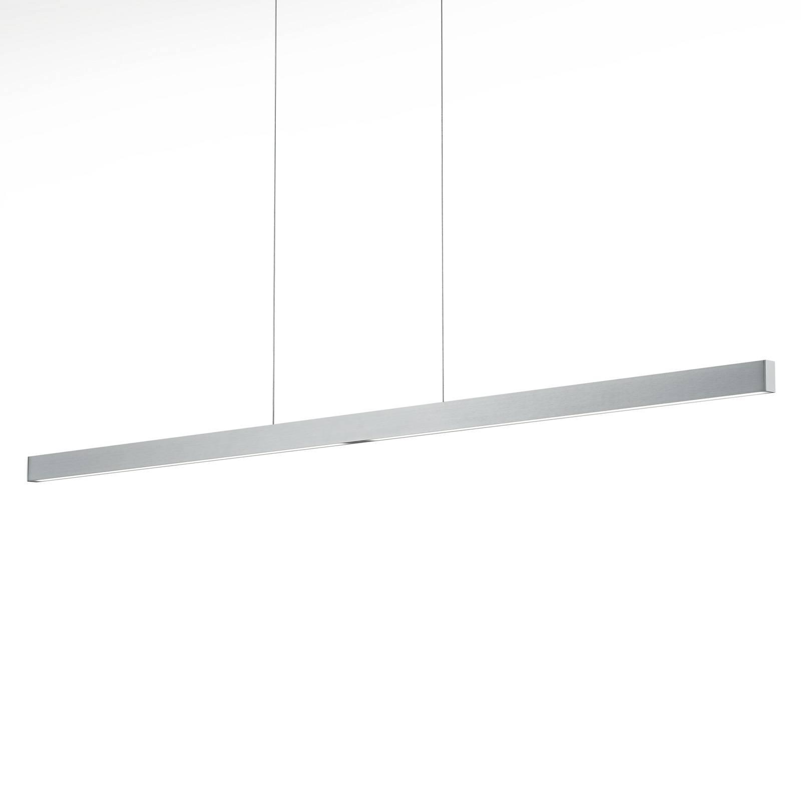 LED hanglamp Linn-L 128, nikkel