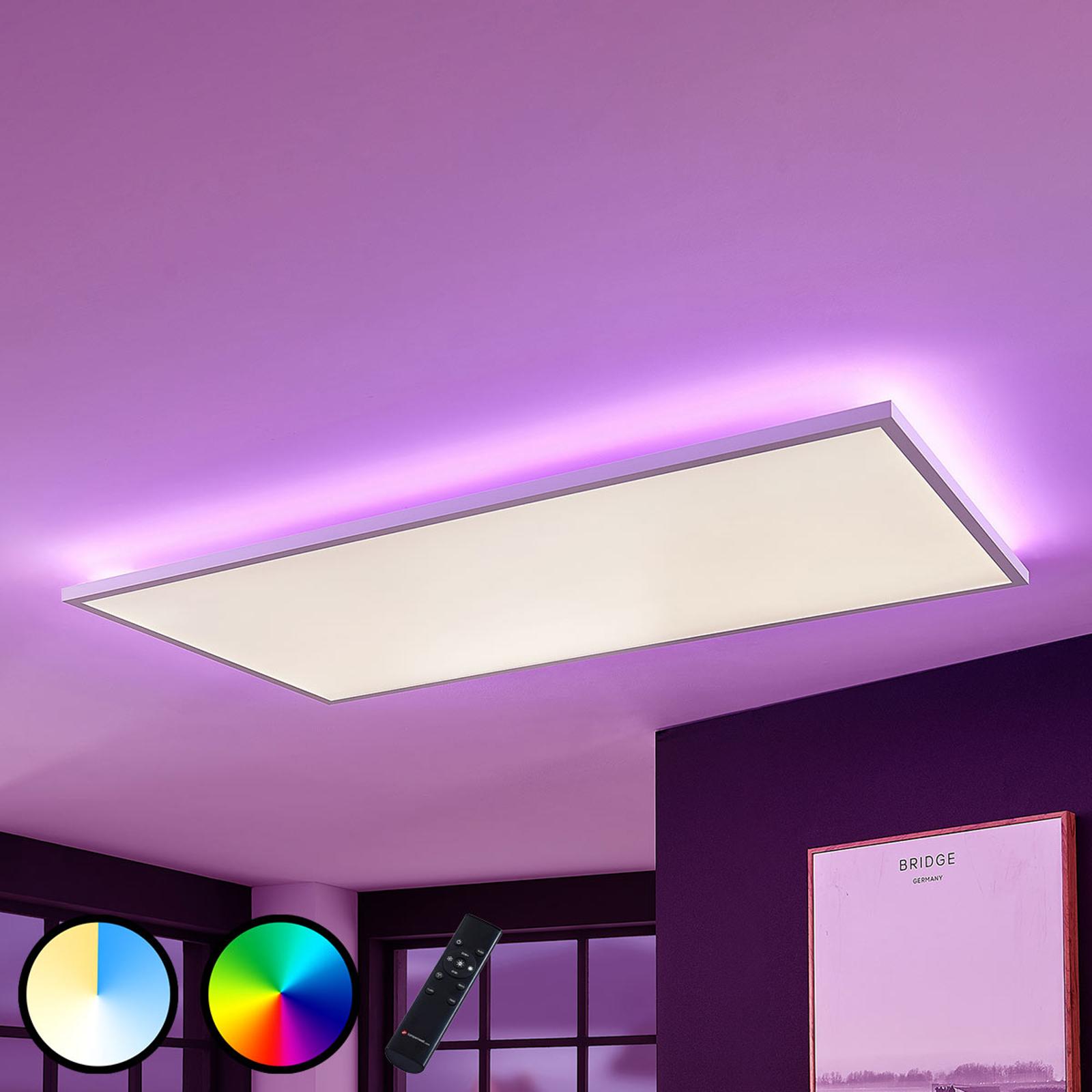 LED-panel Brenda CCT fjernbetjening 59,5 x 119,5cm