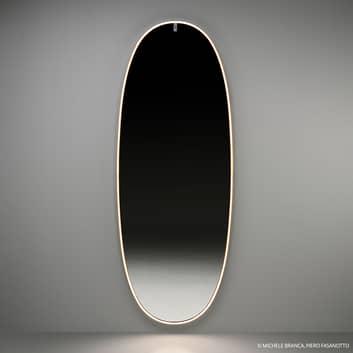 FLOS La plus Belle LED-wandspiegel