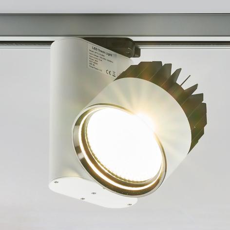 Kraftig LED-spot Bennet til strømskinne