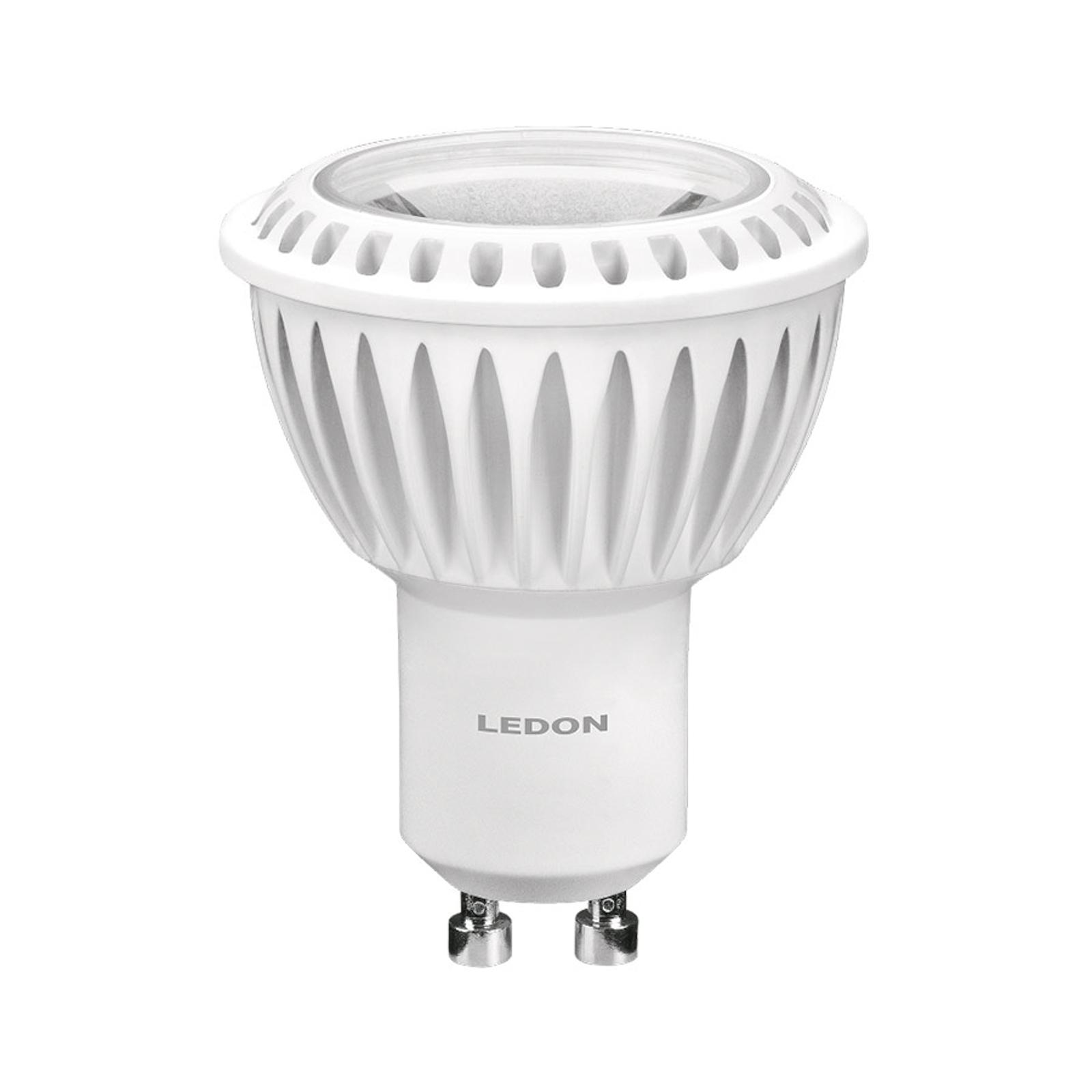 led lampen gu 10 6w von le
