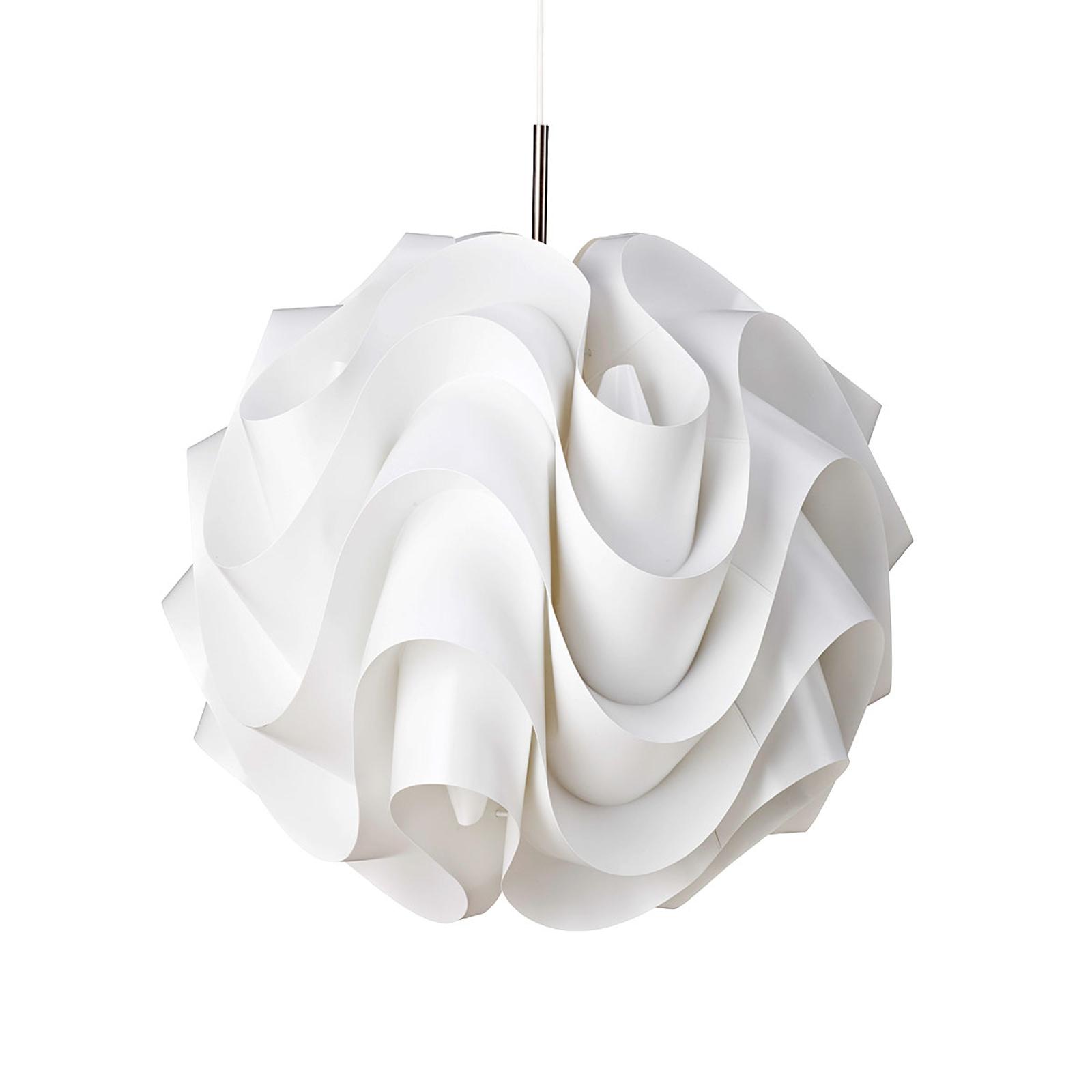LE KLINT 172 L- design hanglamp, handgevouwen