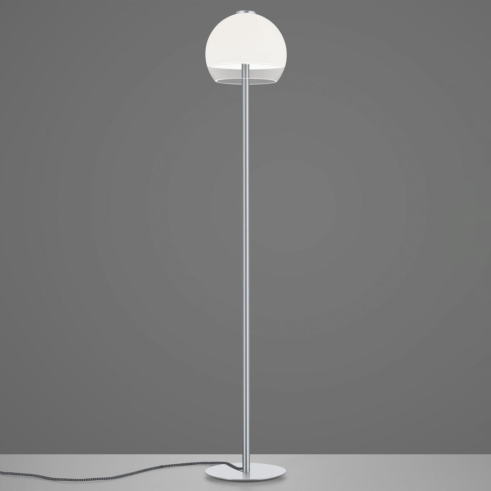 Bopp Flavor LED-golvlampa med touch-dimmer