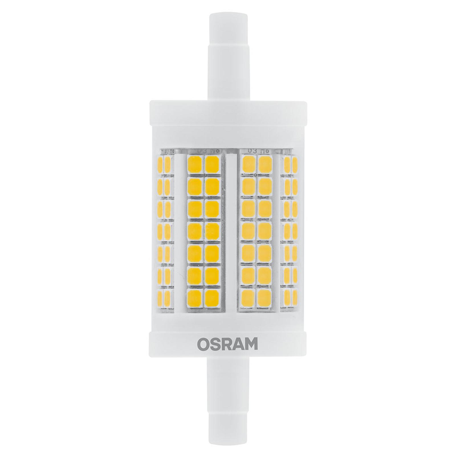 OSRAM LED tubolare R7s 11,5W bianco caldo 1.521 lm