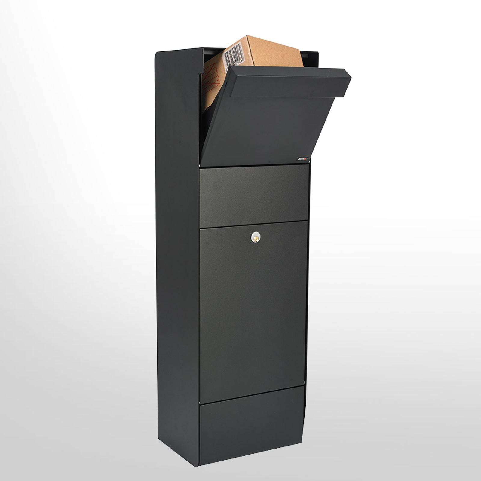 Geräumiger Paket-Briefkasten Grundform Parcel