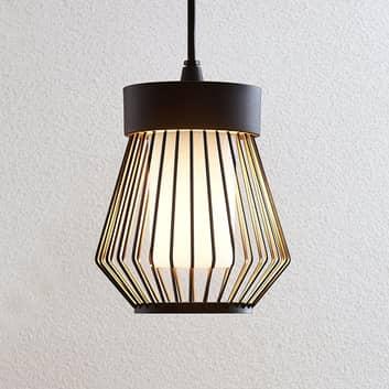 Buiten hanglamp Vajana in kooivorm