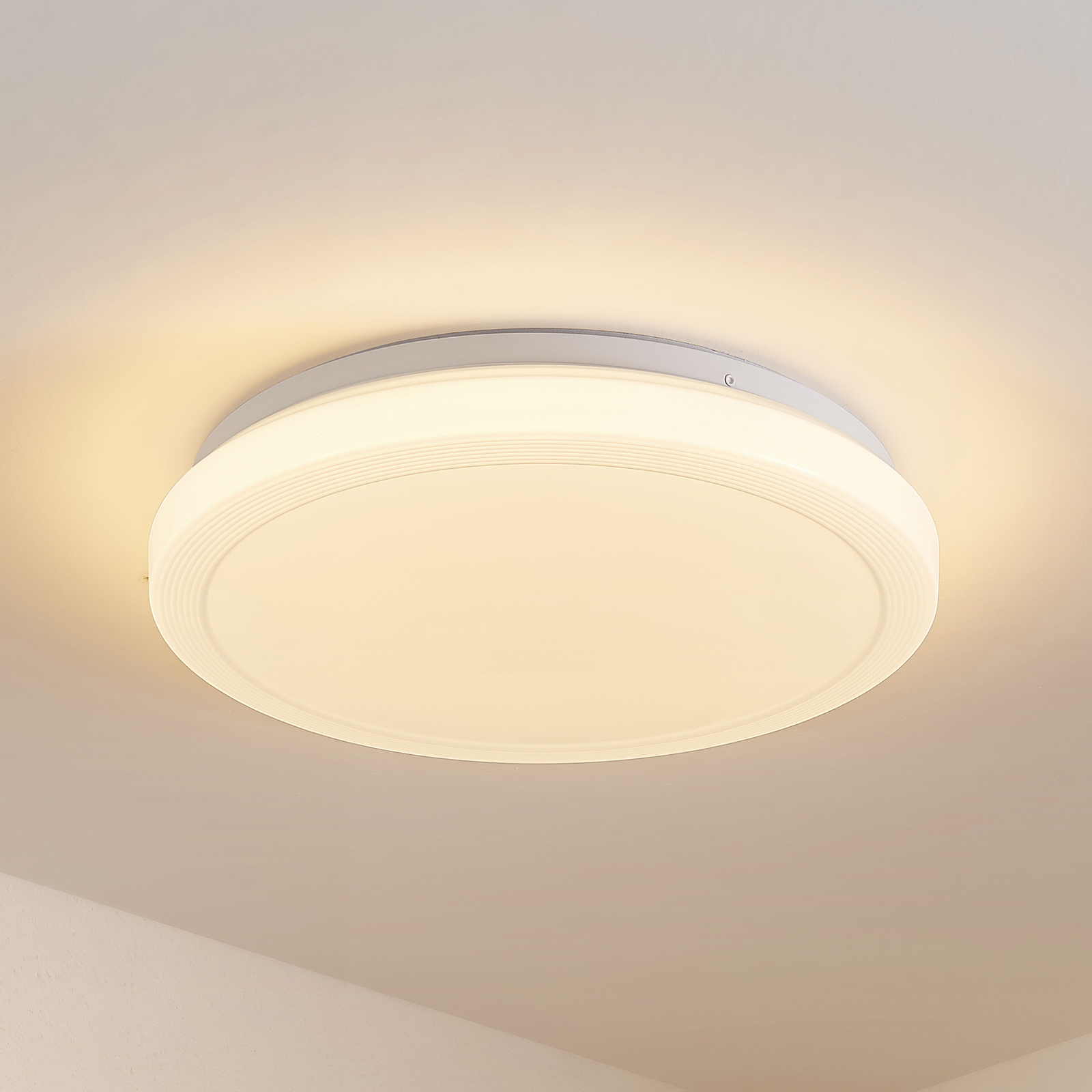 Lindby Dimano LED-taklampa