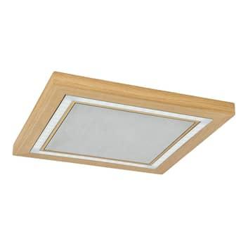 HerzBlut Otto O plafonnier LED carré Click&Dim