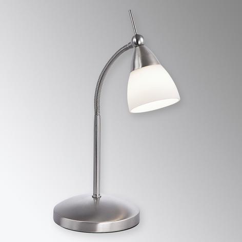 Lampe à poser classique Pino à ampoule LED
