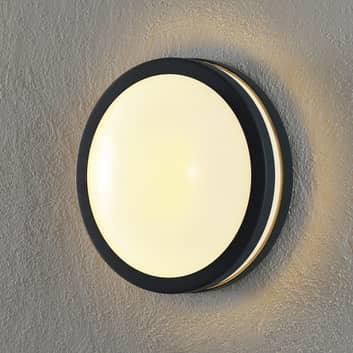 EGLO connect Locana-C udendørs LED-væglampe