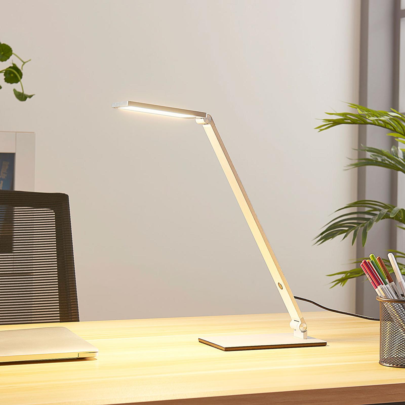 Lampe de bureau LED Resi, dimmable