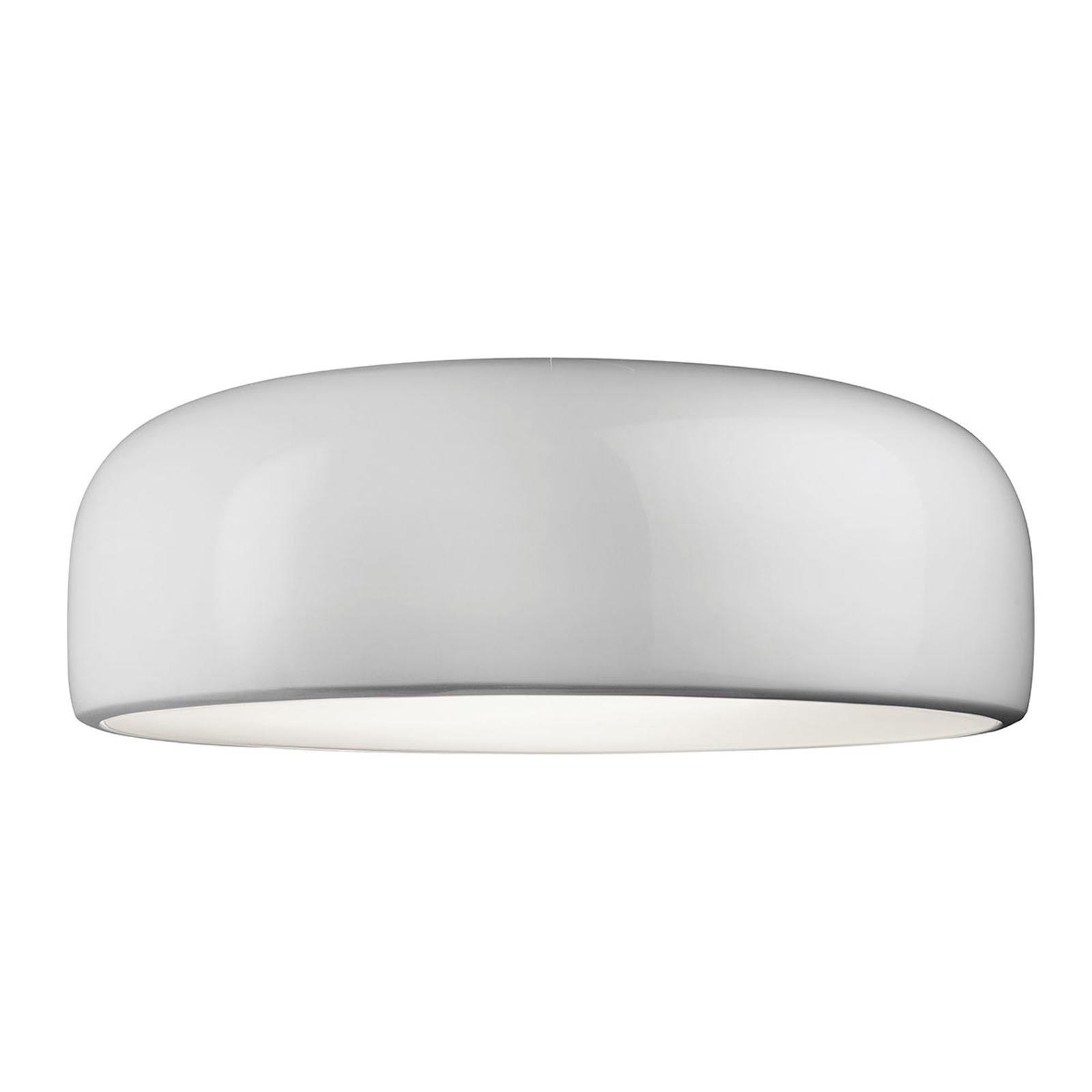 Plafoniera LED di design Smithfield bianca