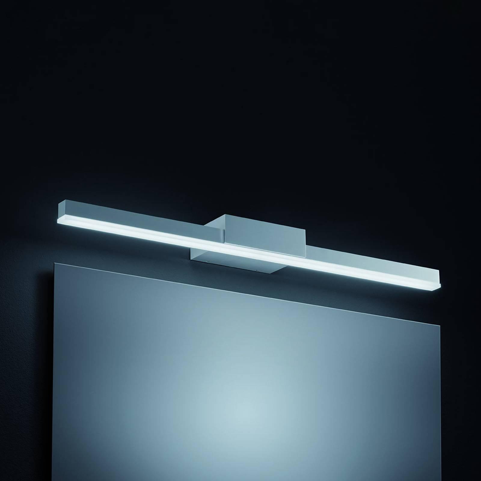 Applique pour miroir LED Ivy, 60cm, aluminium mat