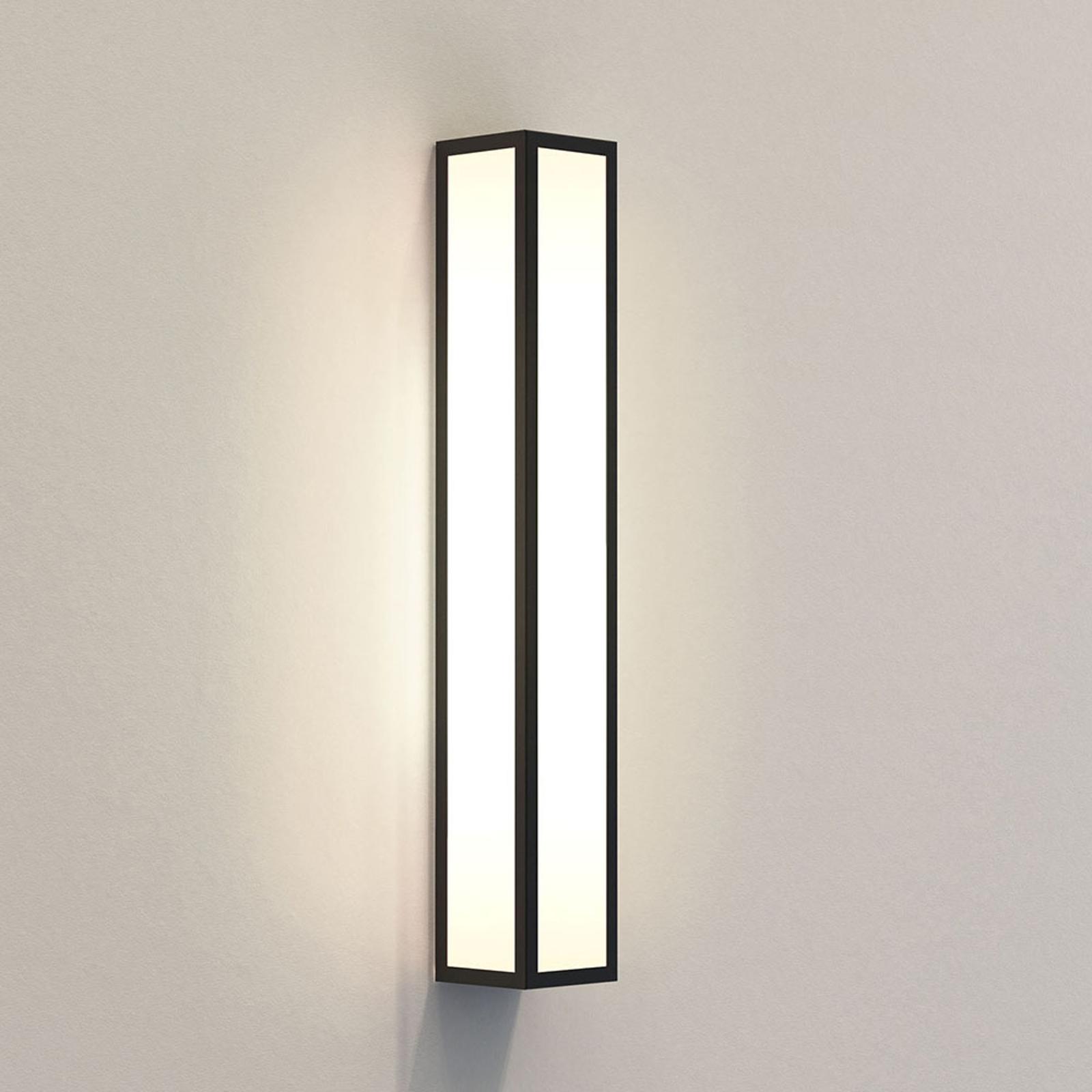 Astro Salerno 520 Außenwandlampe 52 cm schwarz E14