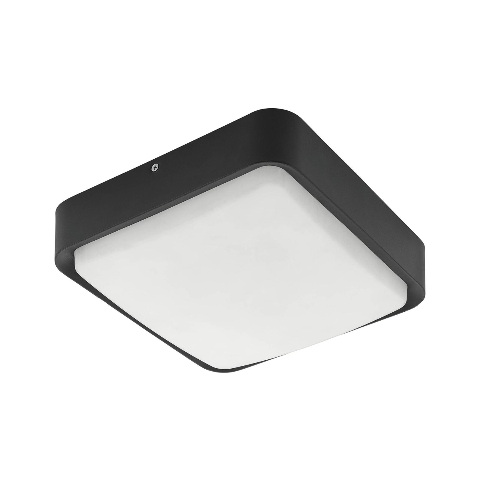 EGLO connect Piove-C utendørs LED-vegglampe
