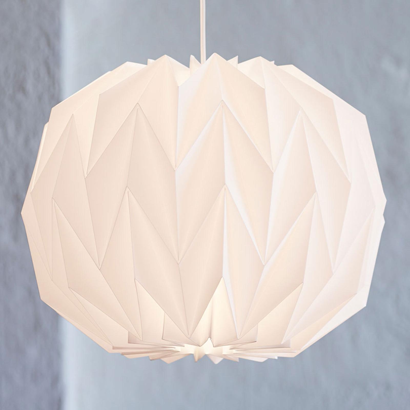 LE KLINT 157 Large - ručně skládané závěsné světlo