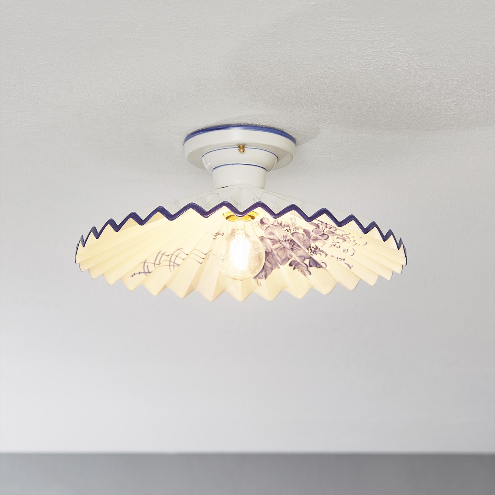 Loftlampe Augustus m. afstandsstykke