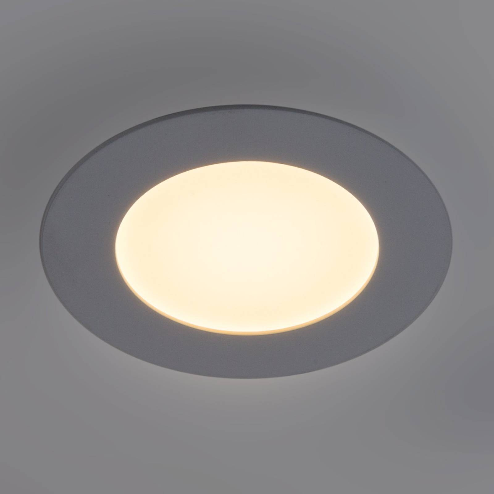 LED paneel Lyon rond Ø 12 cm dimbaar