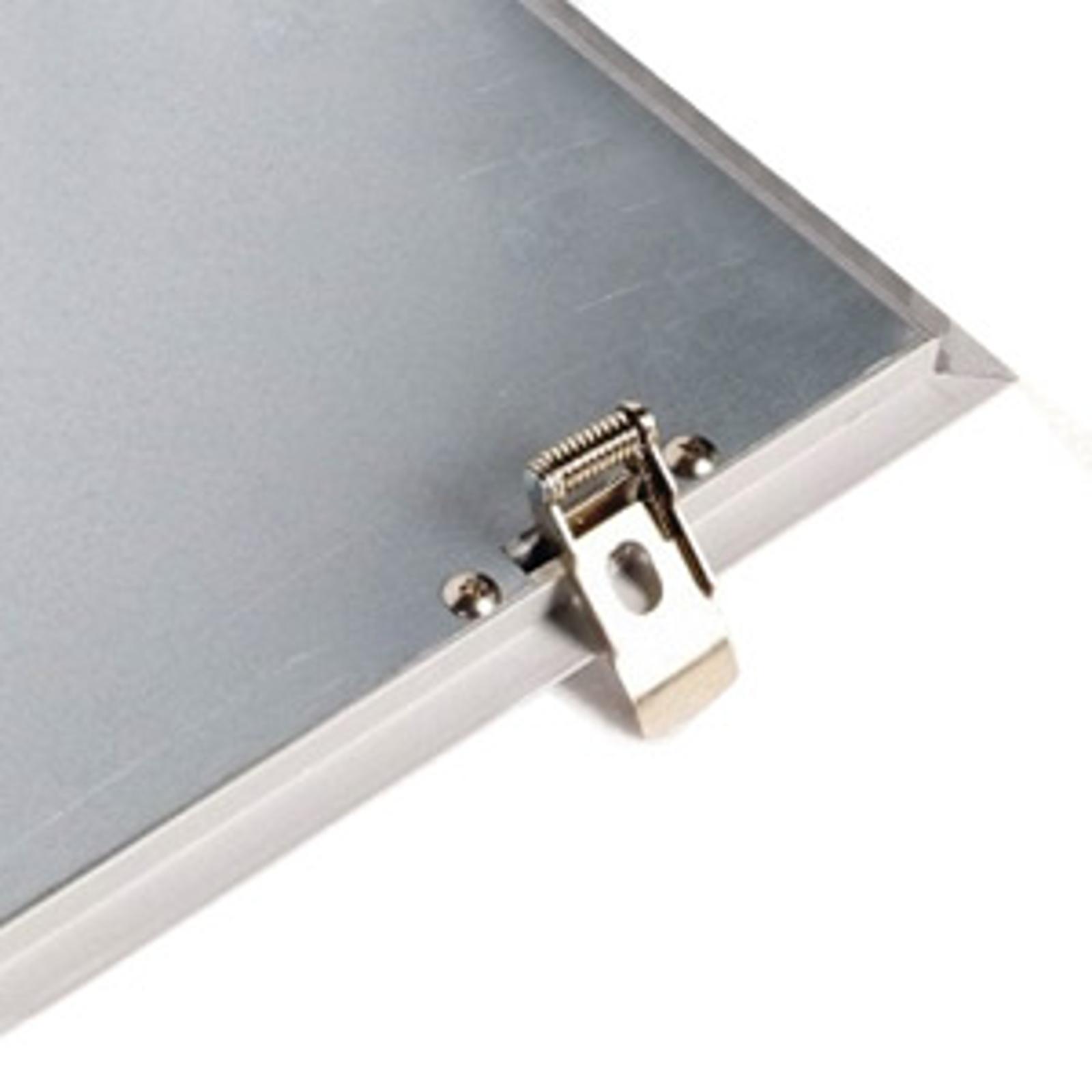 Einbauset für quadratische LED-Paneels 325