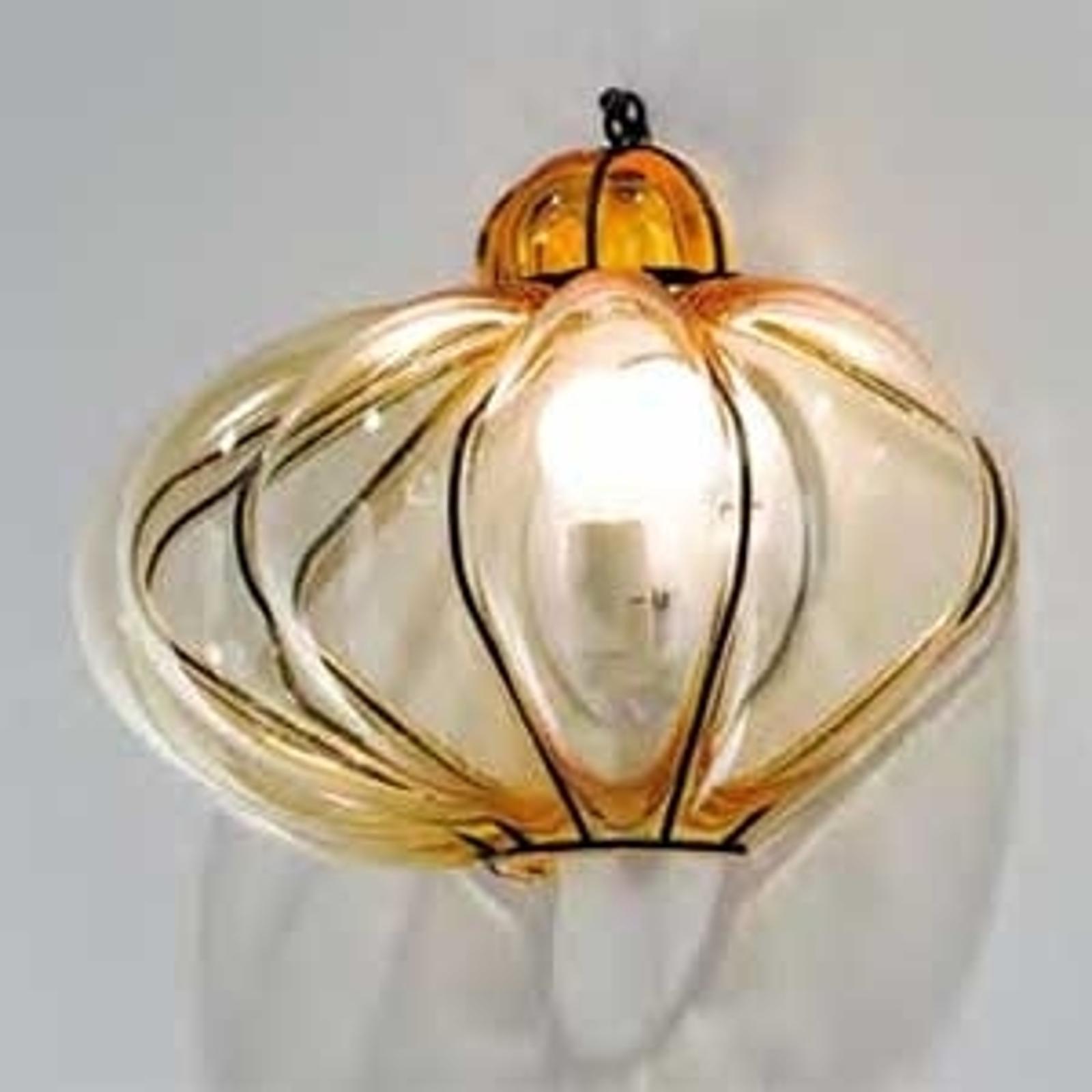 Wandlamp SULTANO van Muranoglas, 33 cm