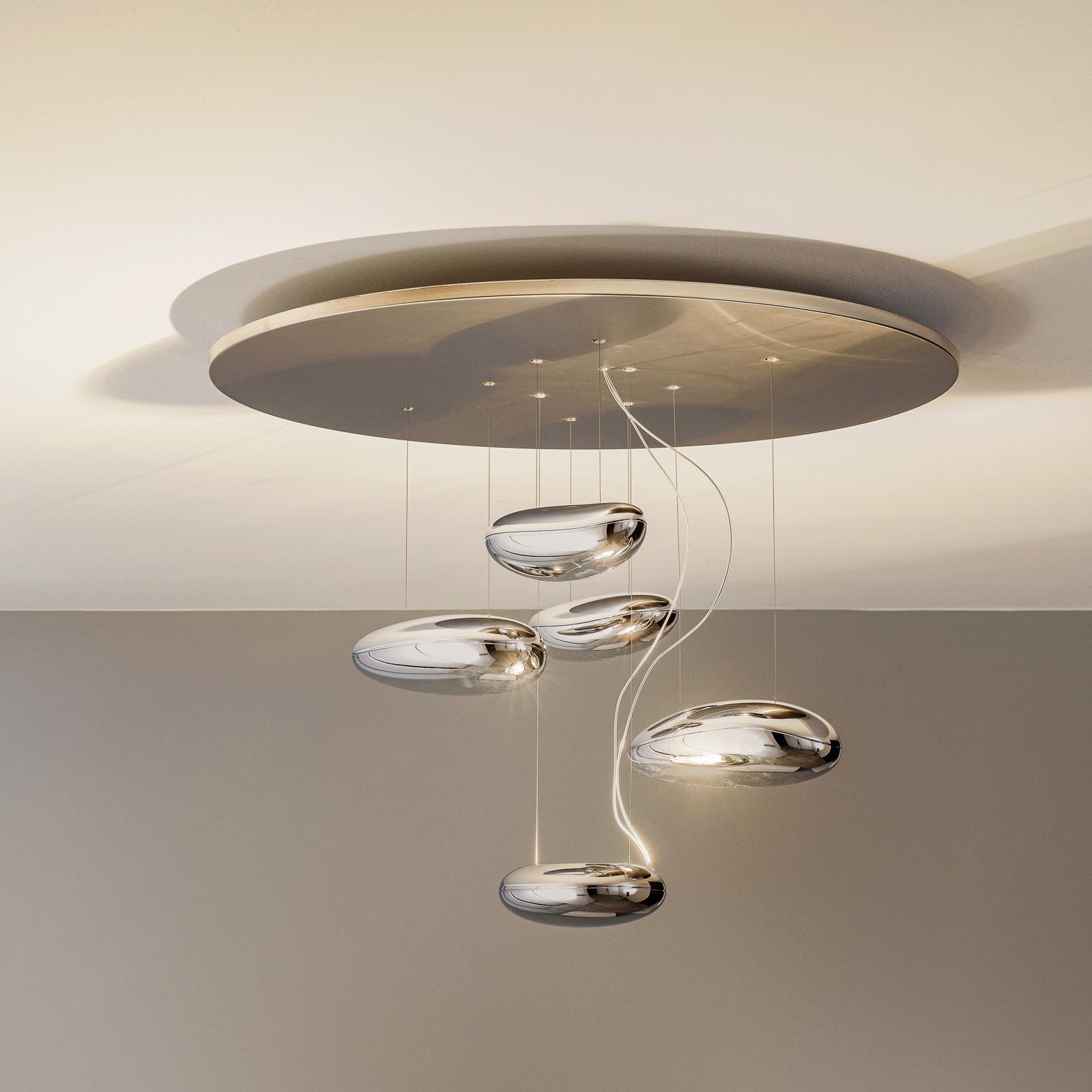 Designertaklampen Mercury Mini