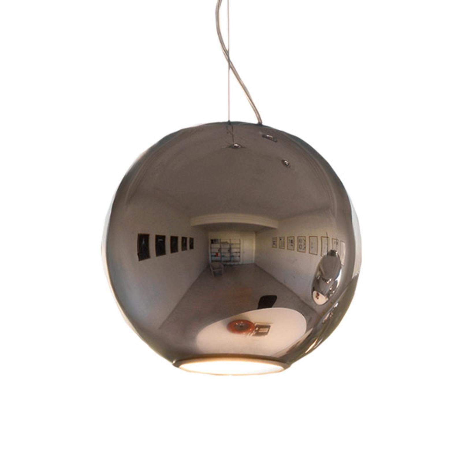Designerska lampa wisząca GLOBO DI LUCE, śr. 20 cm