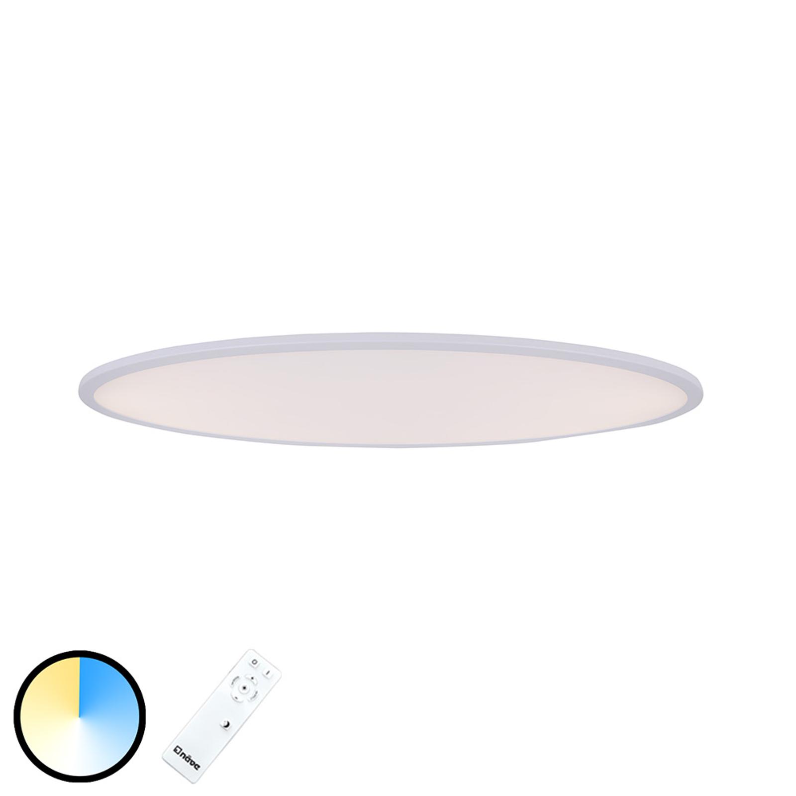 LED plafondlamp Amalfi ovaal 100 cm x 40 cm