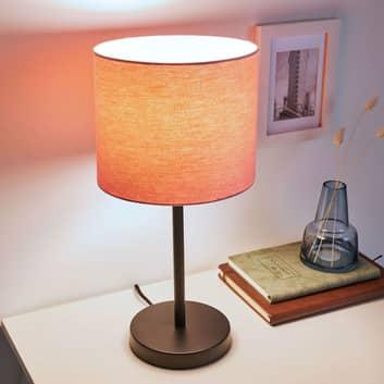 Pauleen Sweet Reverie tafellamp met roze kap