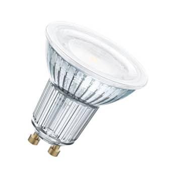 OSRAM LED-Reflektor GU10 6,5W, universalweiß, 120°