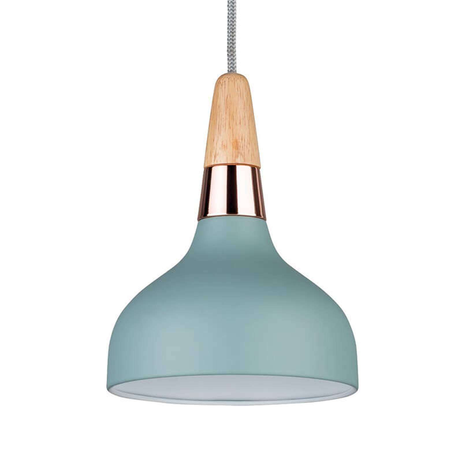 Paulmann Juna hanglamp, 1-lamps, Ø 16 cm