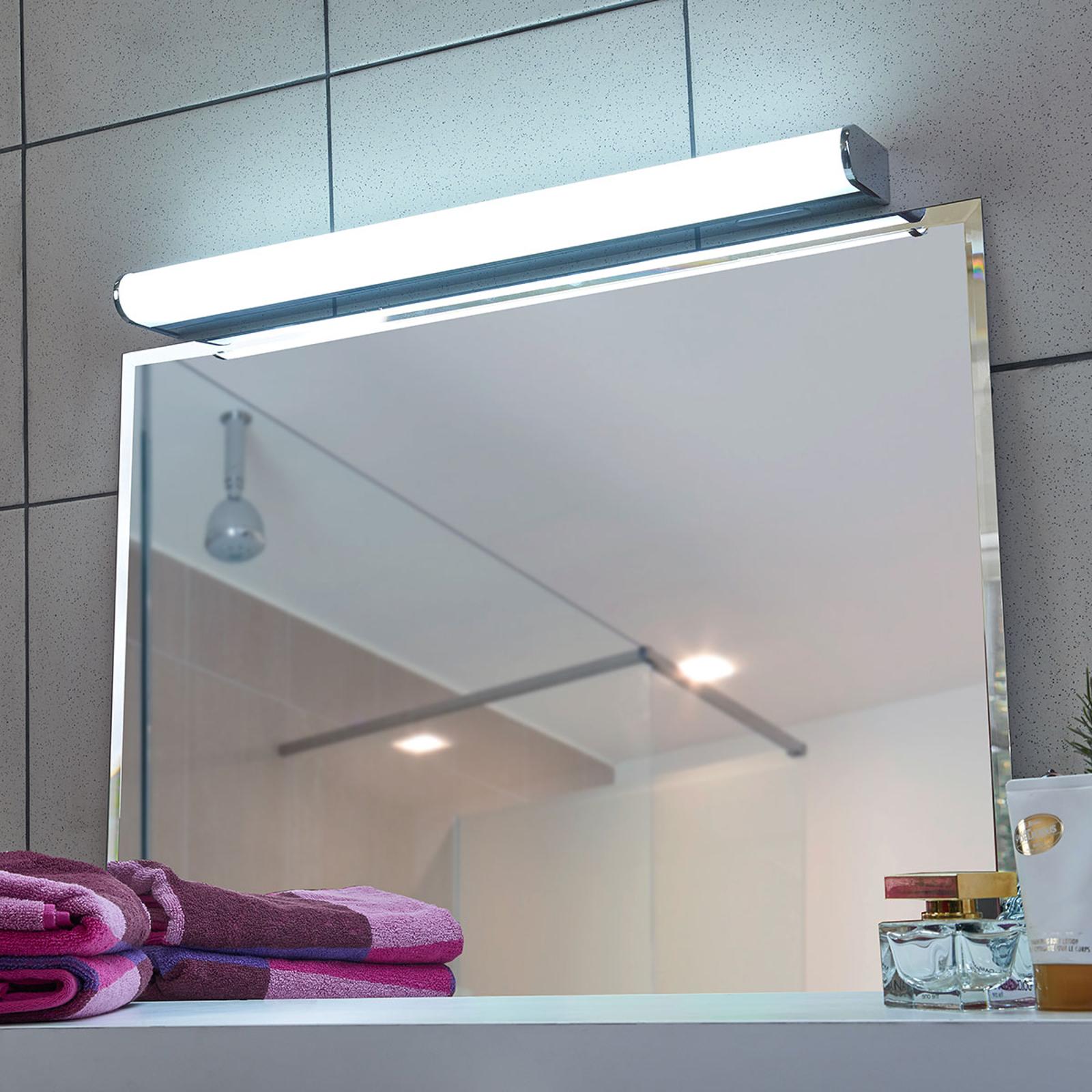 LED koupelnové světlo nástěnné Jesko, 59cm