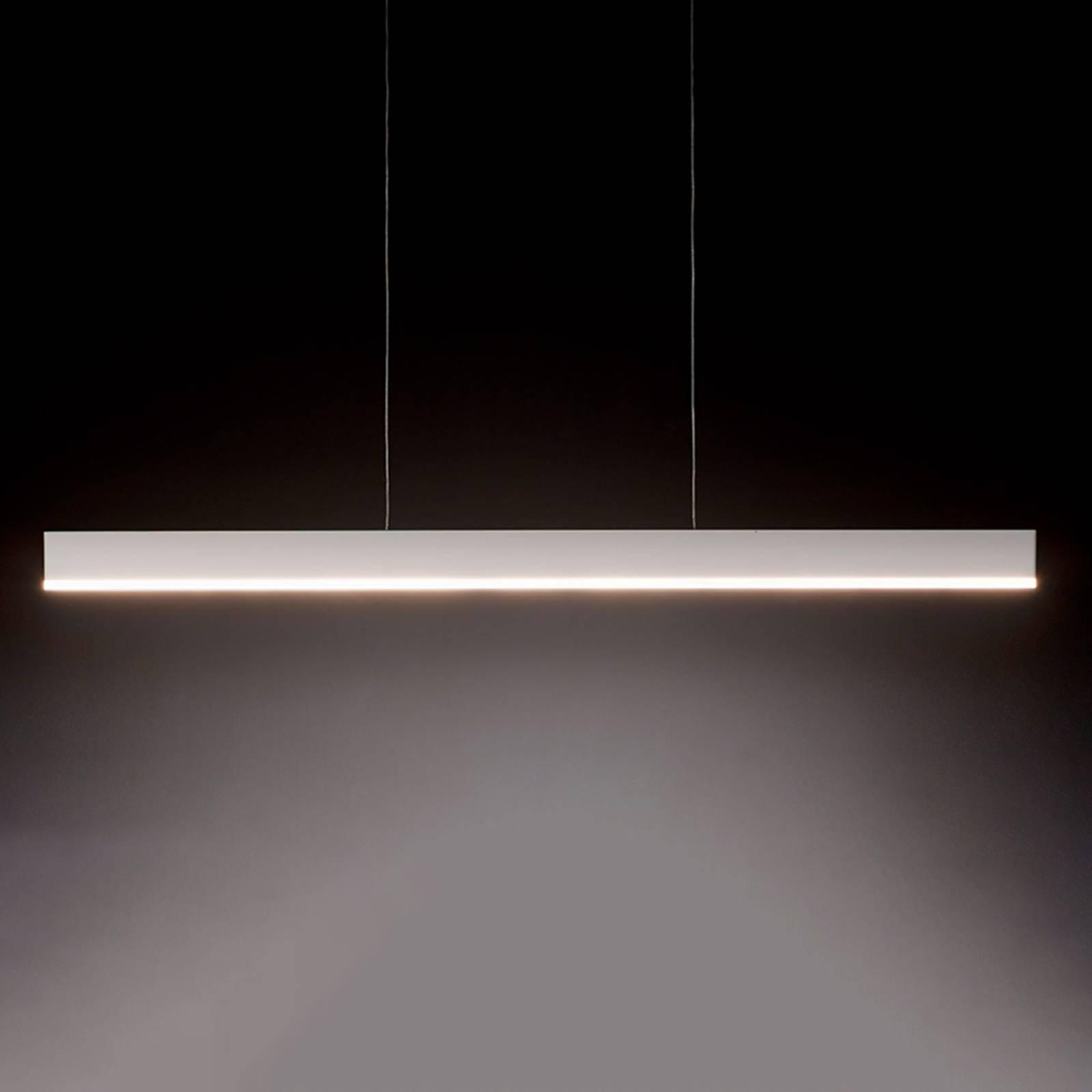 LED-Pendelleuchte Riga, 160 cm