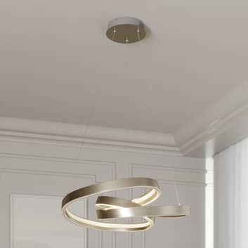 Lucande Gunbritt LED-Hängeleuchte, 60 cm