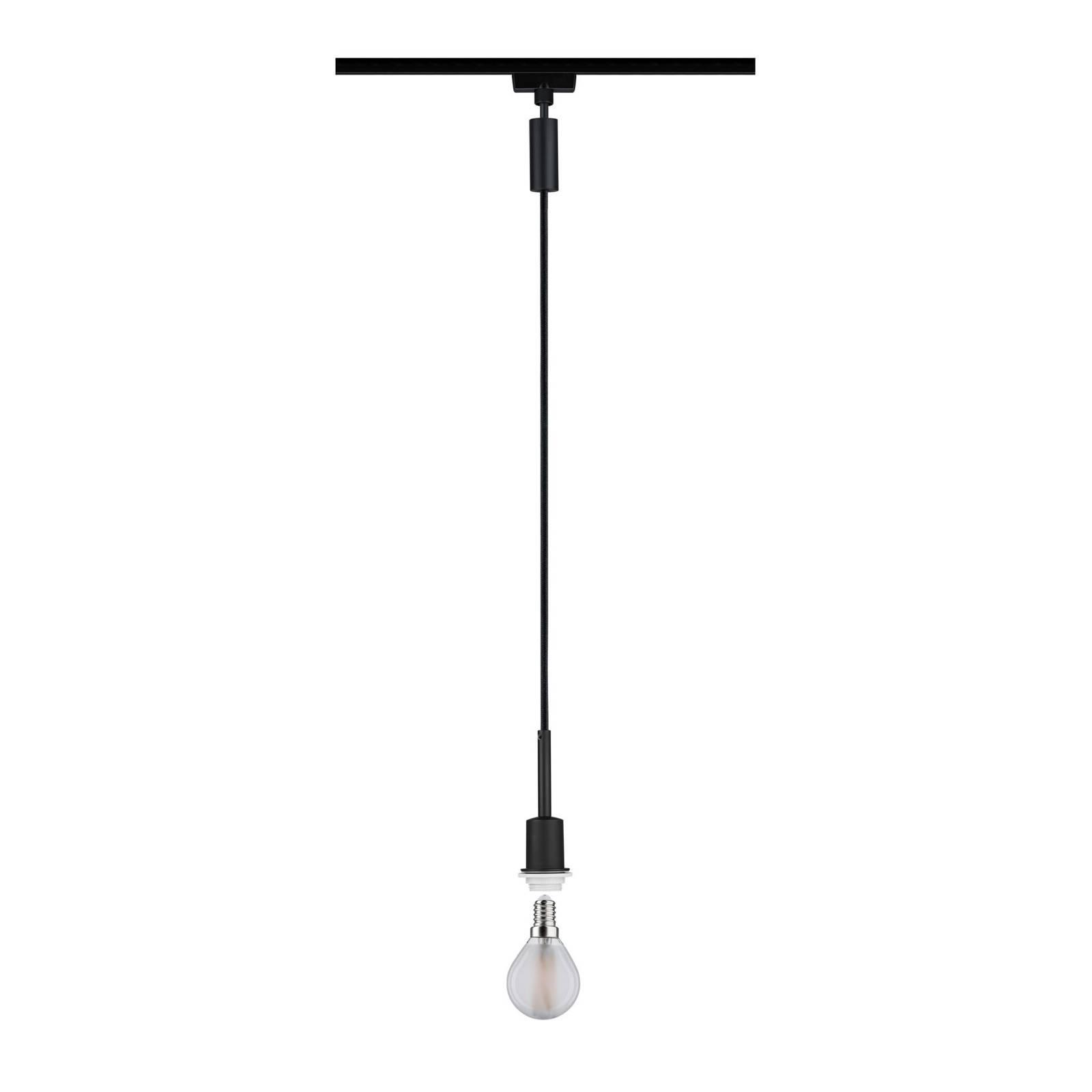 Paulmann URail DecoSystems lampa E14 wisząca