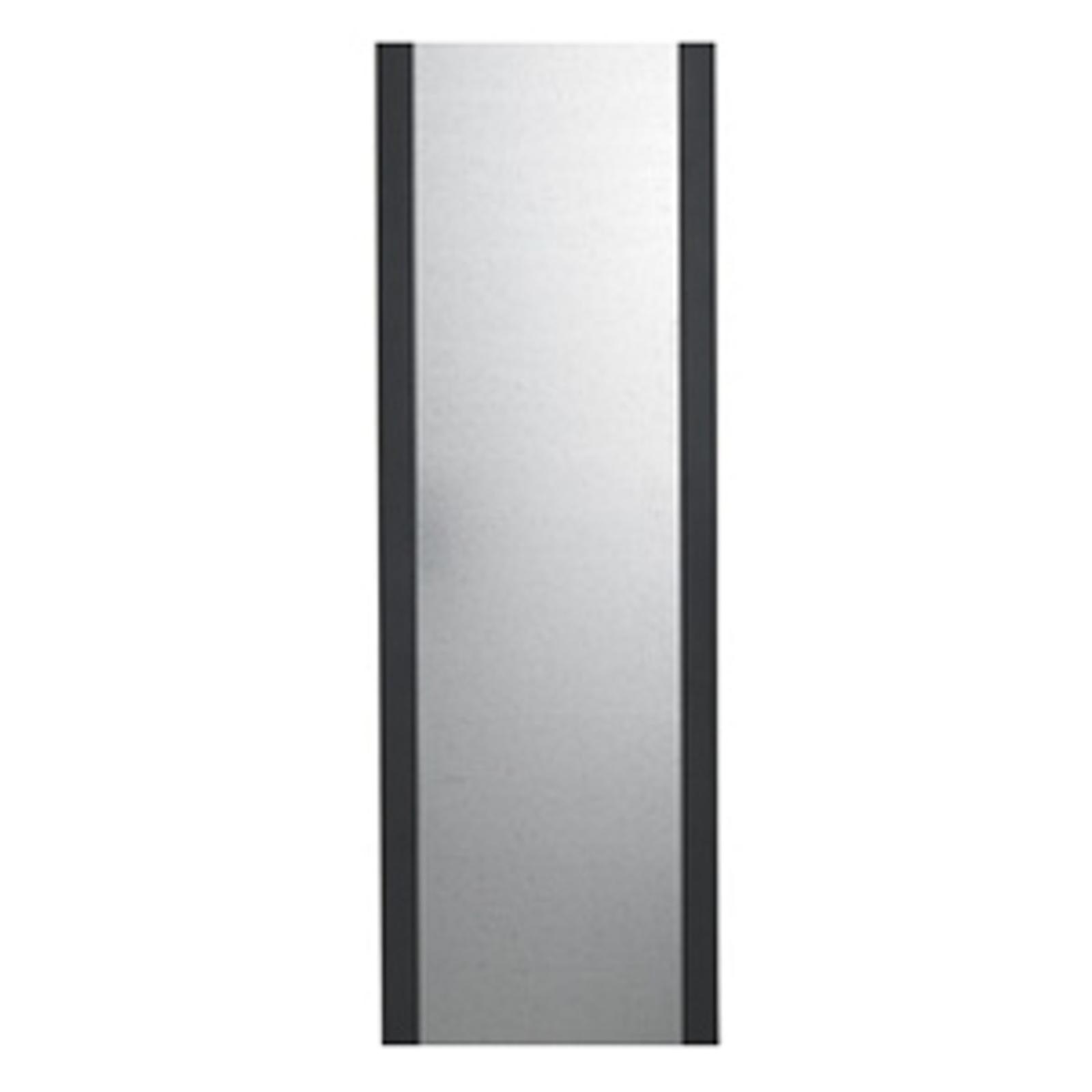 Postkassestativ Stand 1001, svart/rustfritt stål