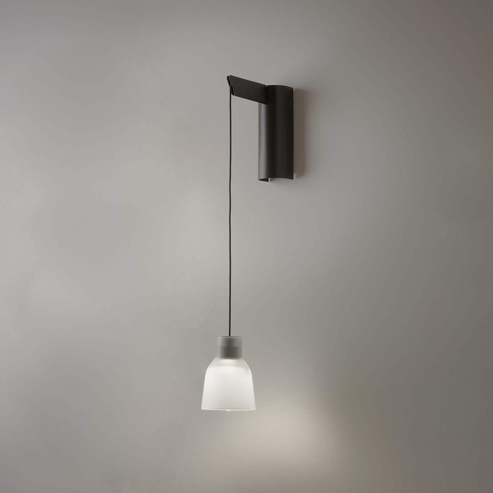 Bover Drip A/01 applique LED, mate-blanche