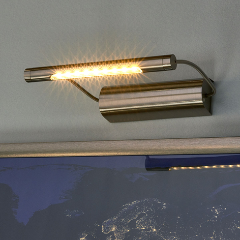 Batteridriven LED-tavelbelysning Tommy