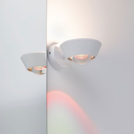 Paulmann Sabik LED-seinävalaisin