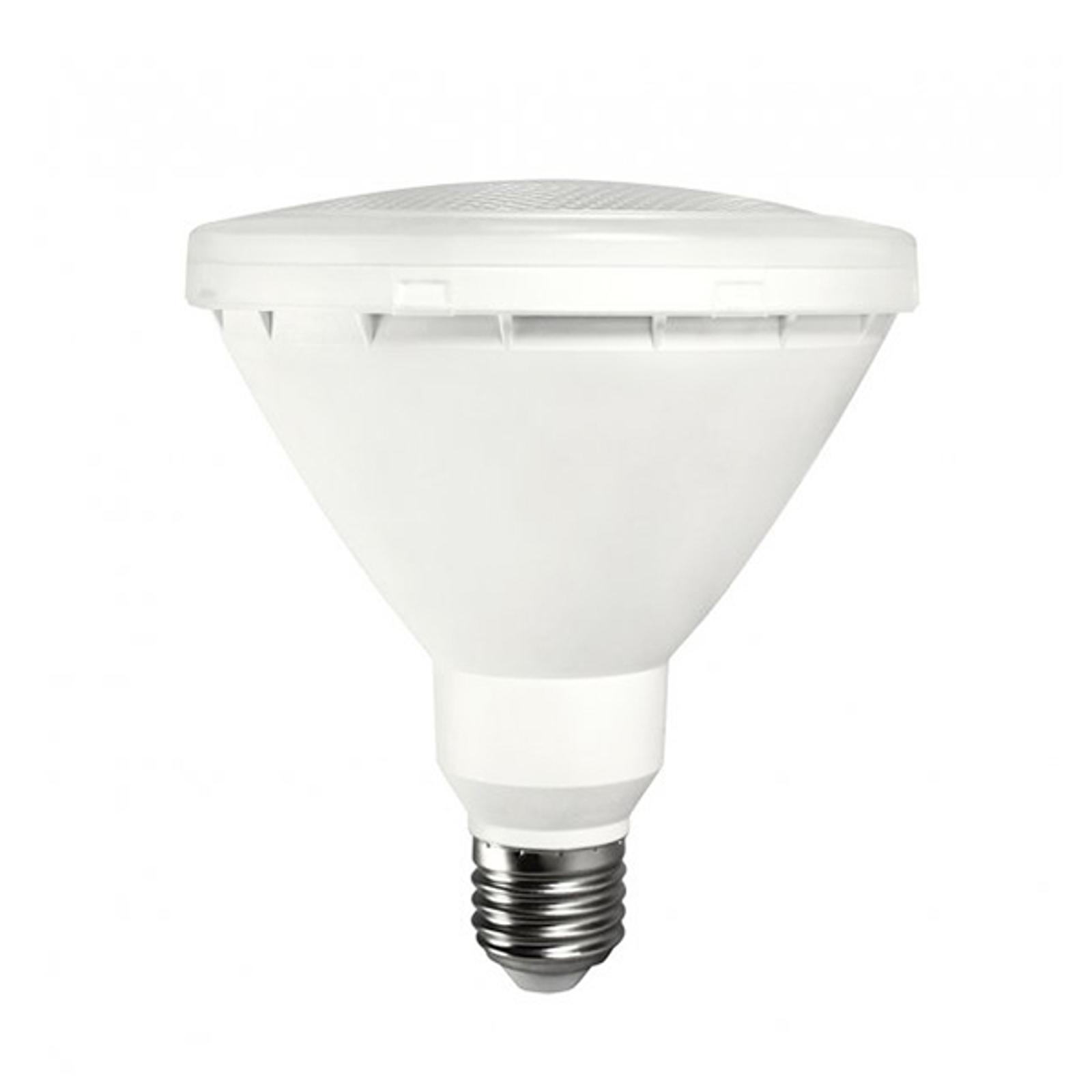 E27 15W 827 LED-reflektor RODER PAR38 vandtæt
