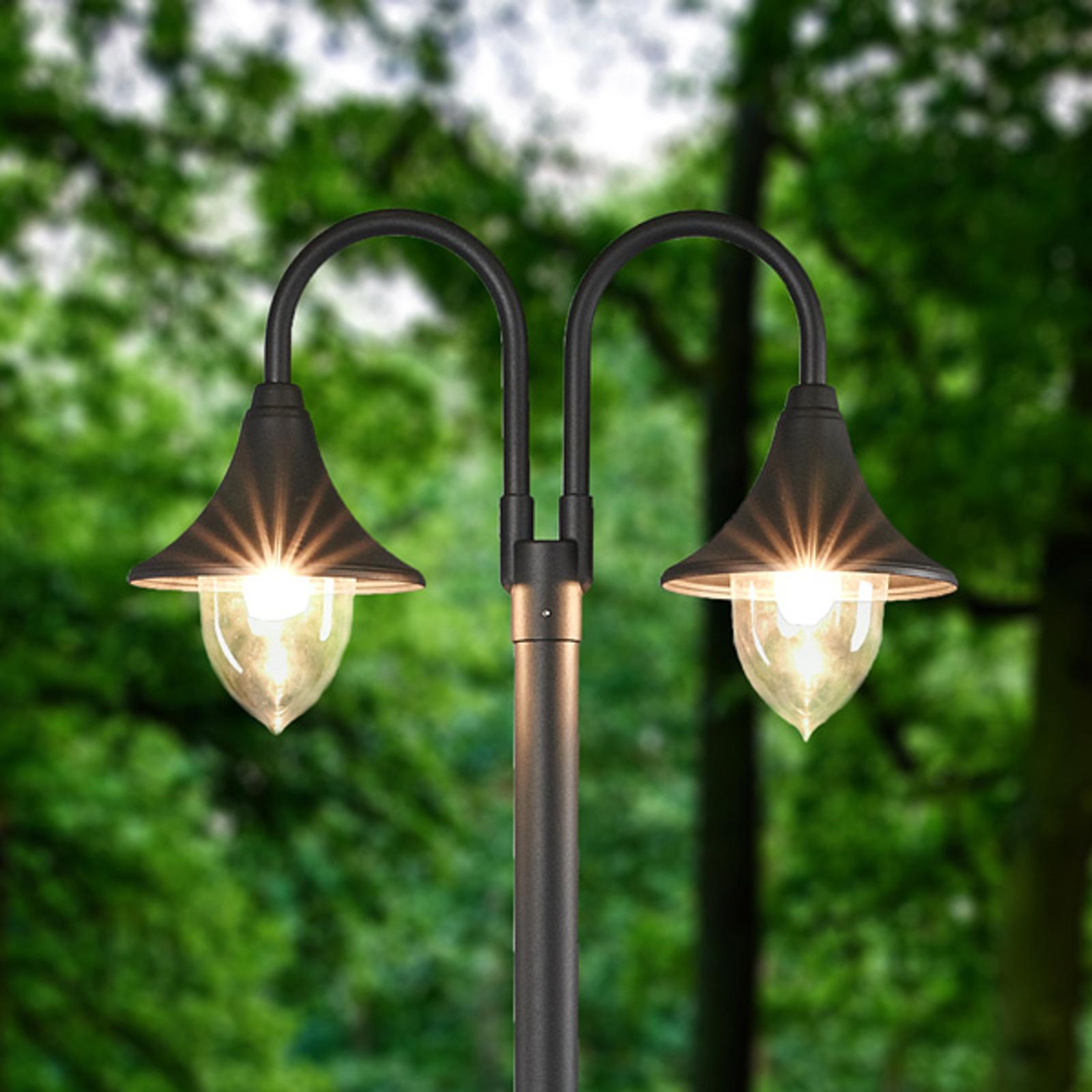 Candélabre Madea à 2 lampes