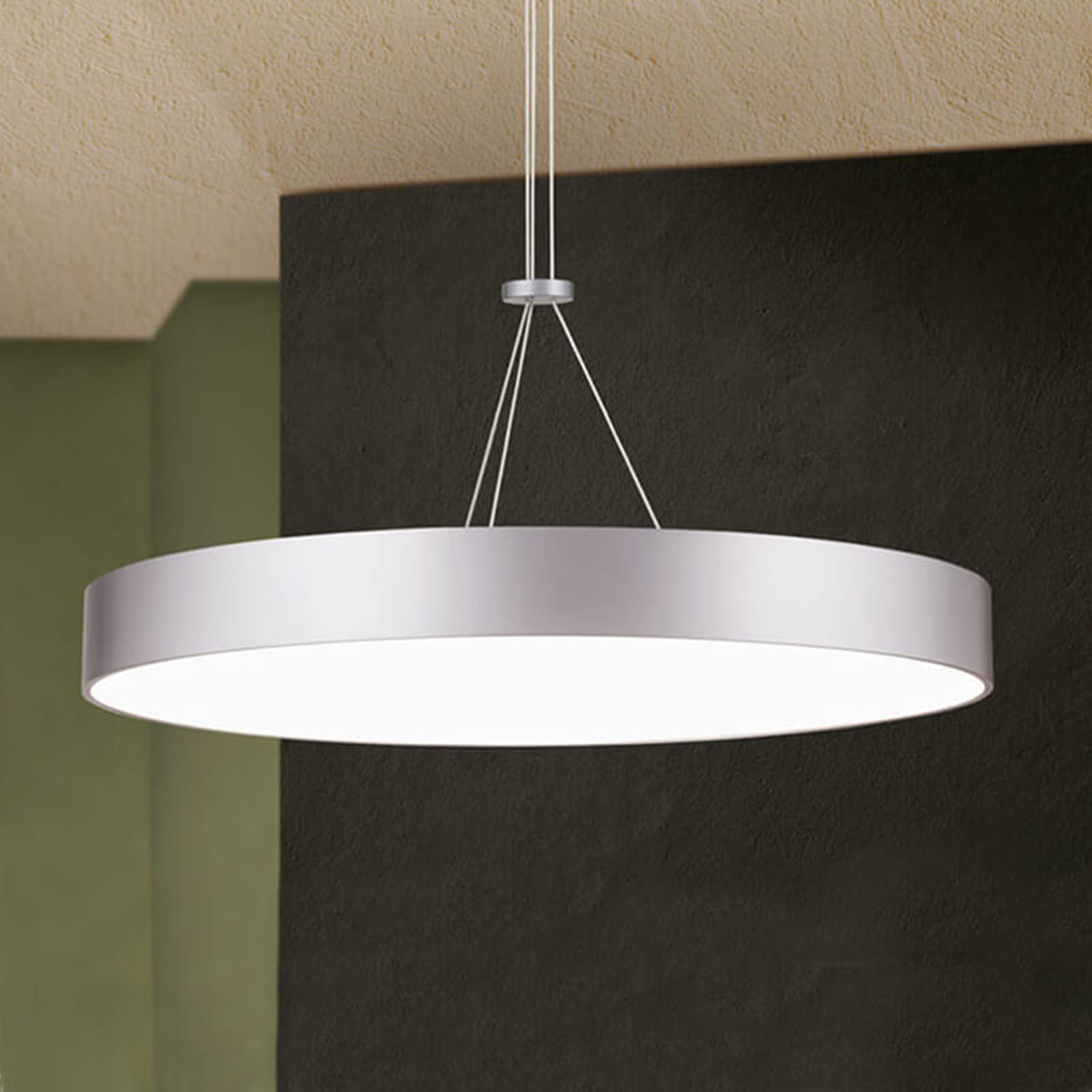 Kulaté LED závěsné světlo Egilo - stmívatelné