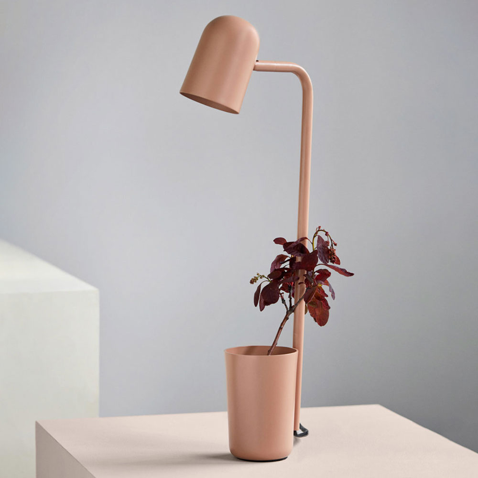 Northern lampe à poser Buddy table beige