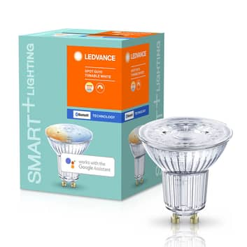 LEDVANCE SMART+ Bluetooth GU10 LED lamp 5W CCT
